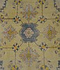 Image 3 for COTTON AGRA CARPET, India, late 19th century;