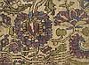 Image 4 for SILK FERAGHAN RUG, Persia, ca. 1900;