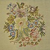 Image 3 for NEEDLEPOINT CARPET, first half of 20th century;