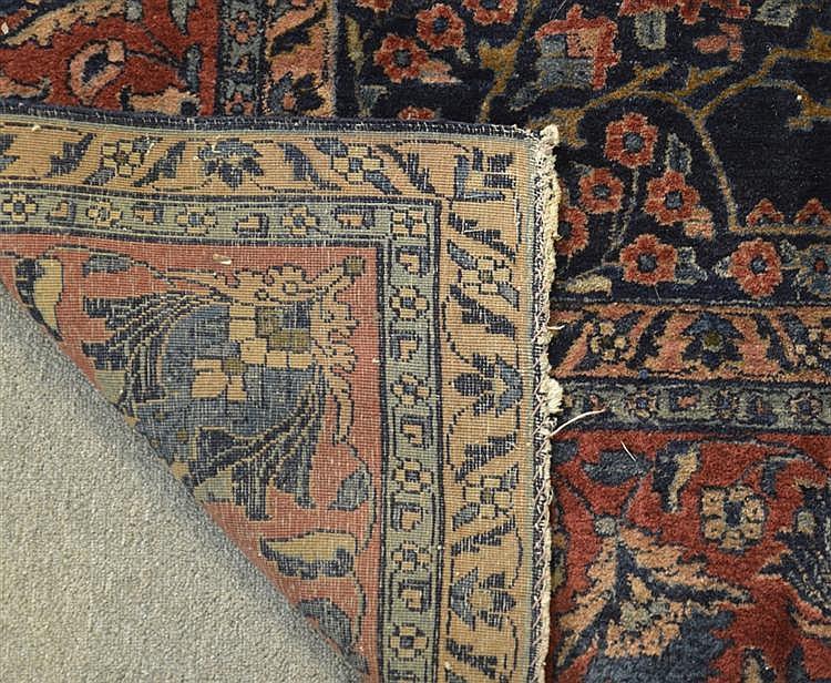 KIRMAN CARPET, Persia, ca. 1910;