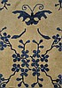 Image 3 for CHINESE BUTTERFLY CARPET, first quarter 20th century;