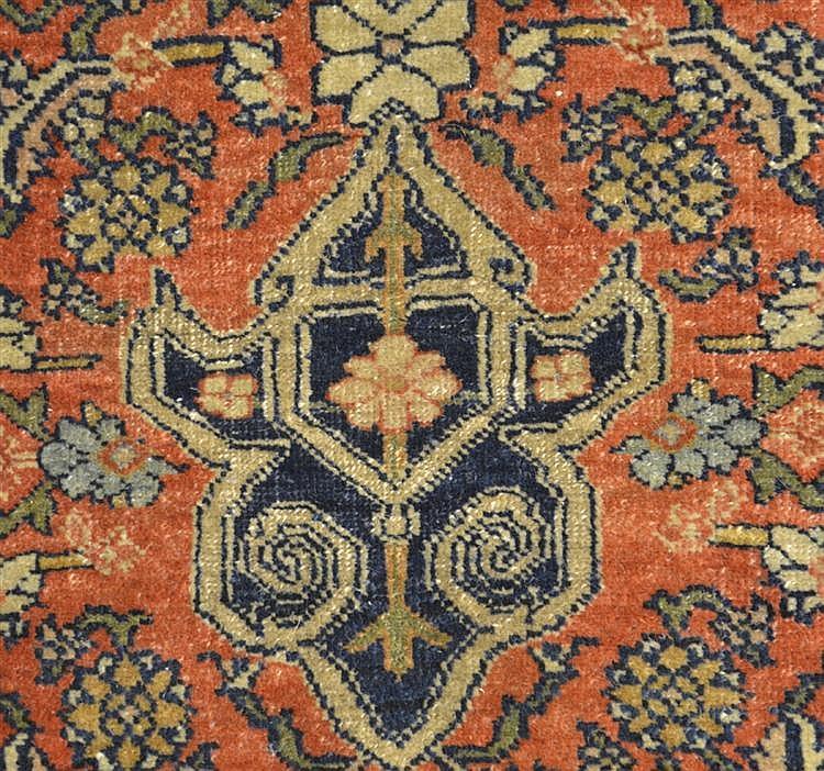 BIDJAR RUG, Persia, ca. late 19th century;