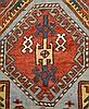 Image 3 for KAZAK RUG, Caucasus, ca. 1900;