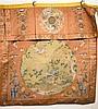Image 3 for CHINESE SILK NEEDLEWORK HANGING PANEL, 18th/19th century