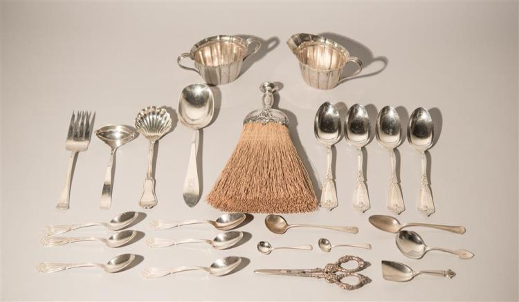 COLLECTION OF AMERICAN SILVER