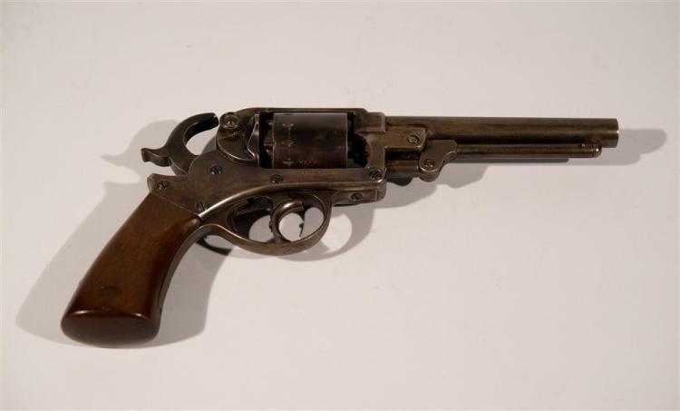 AMERICAN REVOLVER, Starr Arms Company, New York