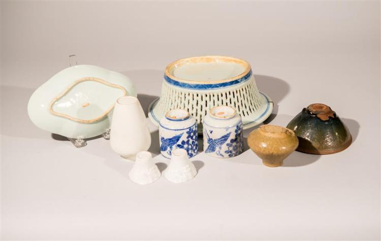 COLLECTION OF CHINESE AND ASIAN CERAMICS
