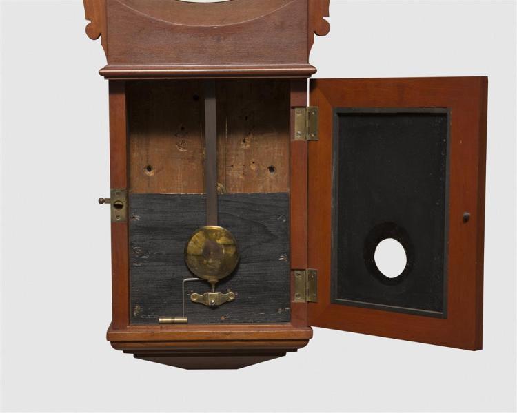 E. Howard & Co. No. 70 Cherry Wall Clock