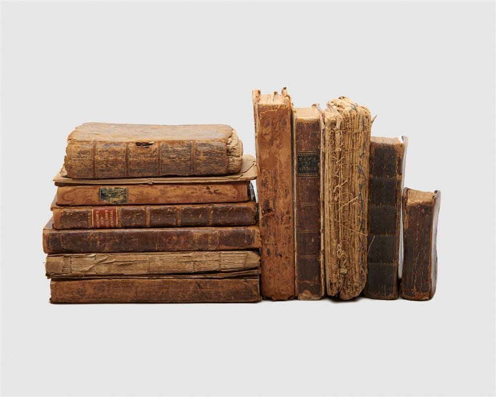 Collection of Twelve Historical Books