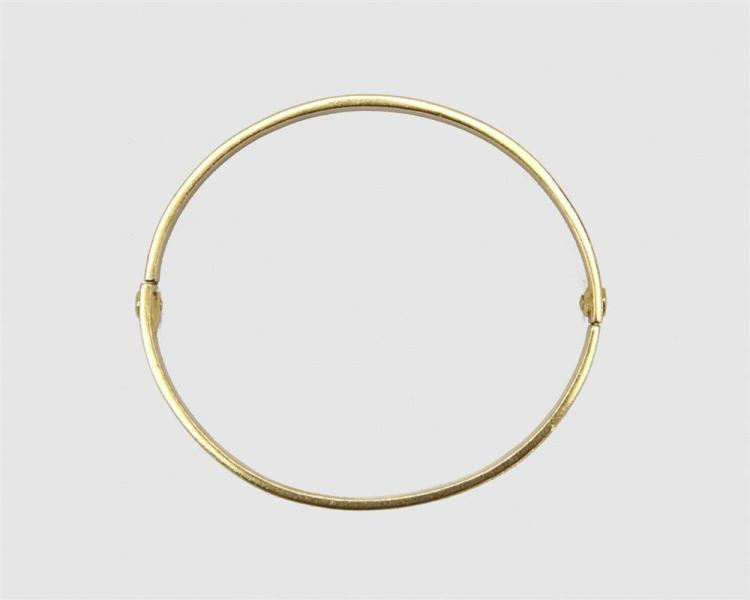 18K Gold Cartier-style