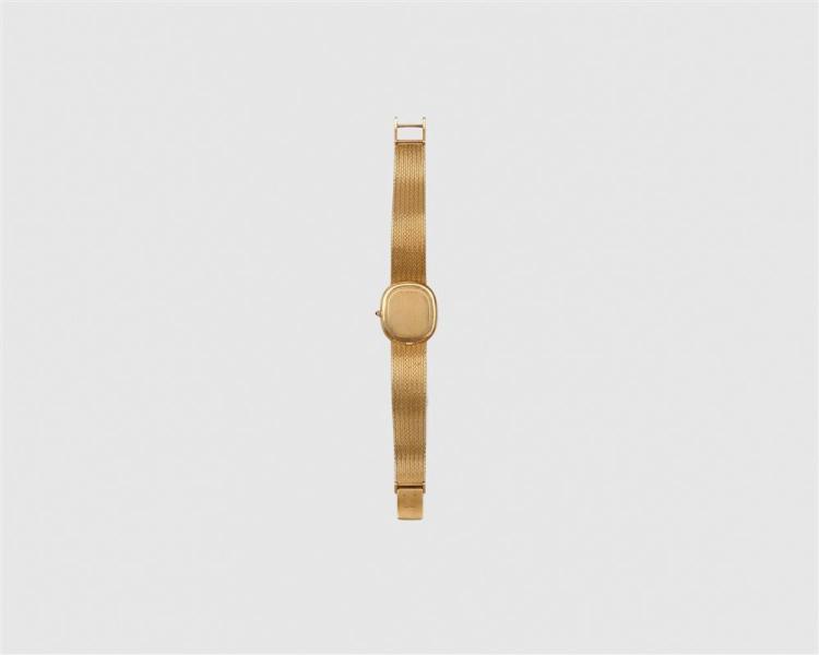 TIFFANY & CO., AUDEMARS PIGUET 18K Gold Wristwatch