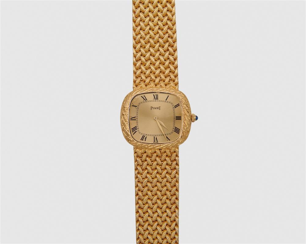 PIAGET 18K Gold Wristwatch