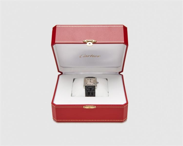 CARTIER Stainless Steel