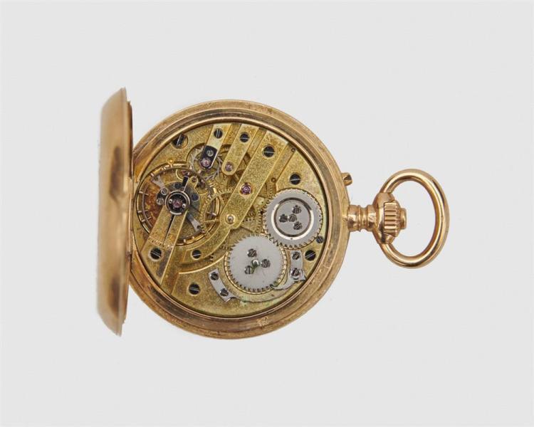 BREGUET 18K Gold Pocketwatch