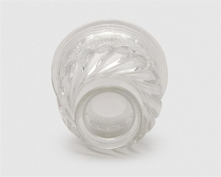 Pair of BACCARAT Crystal Vases, 20th century