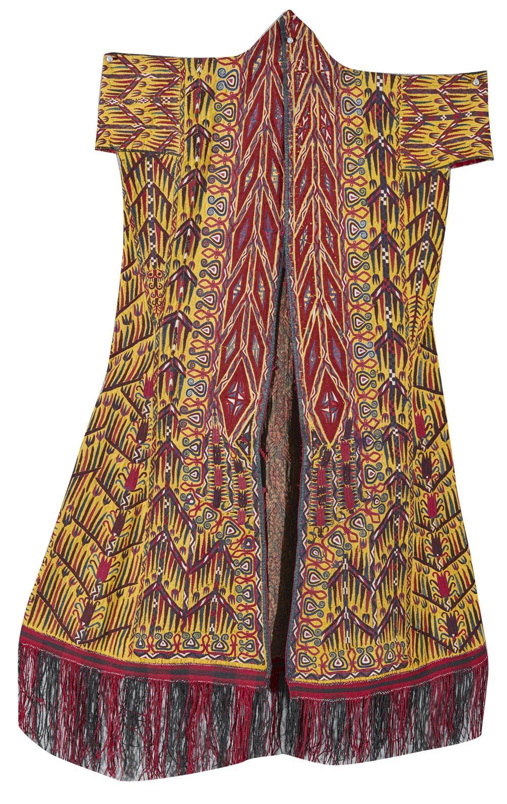 Turkmen Chirpy, 19th century; length: 40 in.