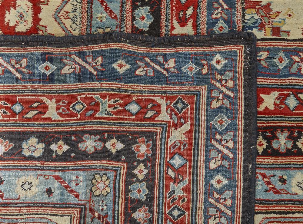 Agra Carpet, India, ca. 1880; 16 ft. 7 in. x 13 ft.
