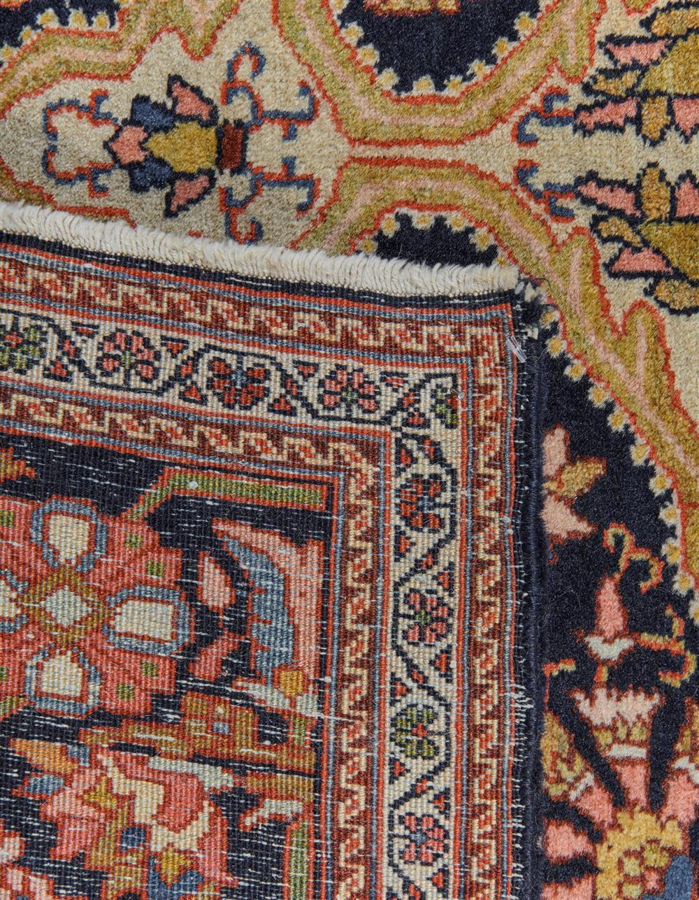 Sarouk Fereghan Rug, Persia, first quarter 20th century; 7 ft. 2 in. x 4 ft. 6 in.