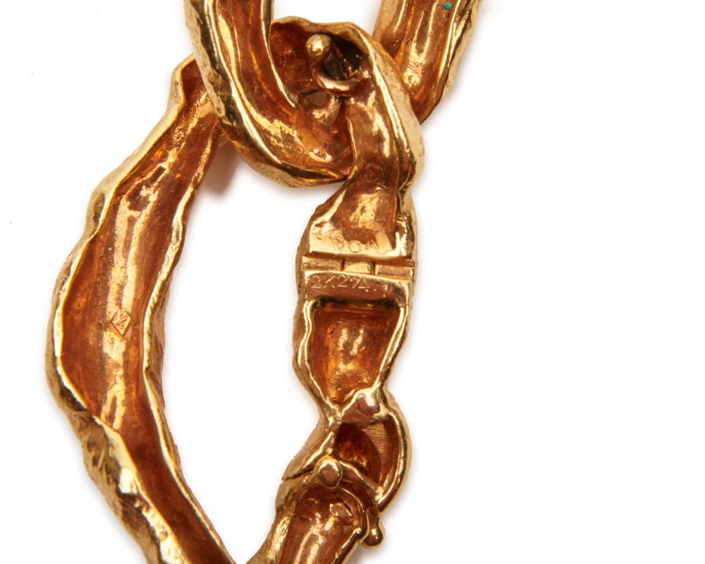 VAN CLEEF & ARPELS 18K Gold Bracelet