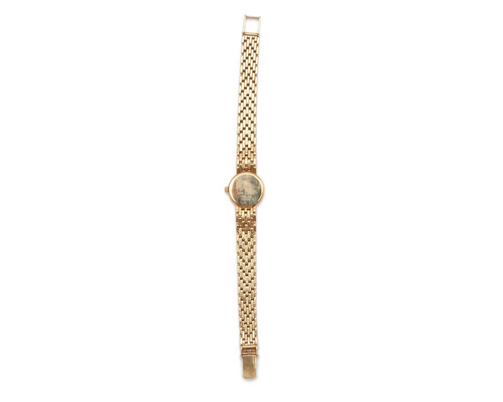BAUME & MERCIER 14K Gold Wristwatch
