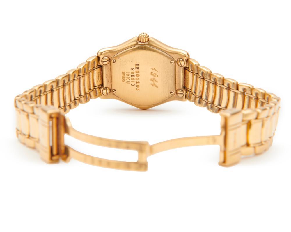 EBEL 18K Gold and Diamond