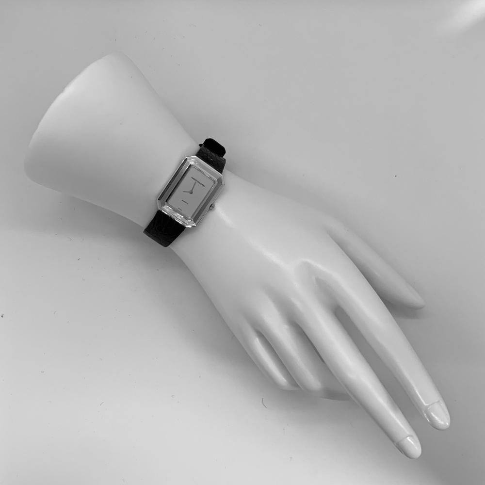 HARRY WINSTON 18K Gold Wristwatch