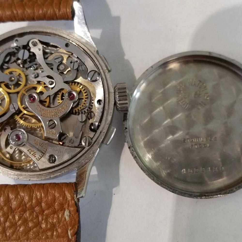 WITTNAUER Stainless Steel