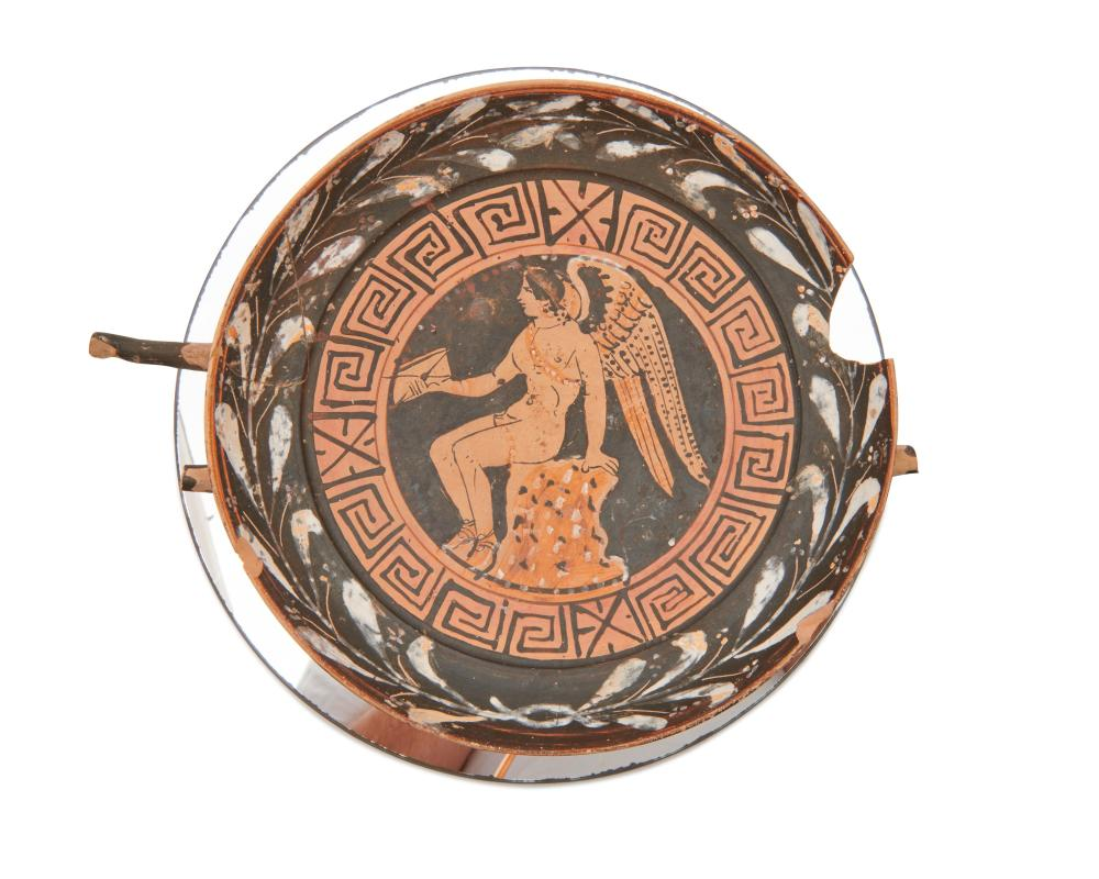 Greek Apulian Ware Kylix, Magna Graecia