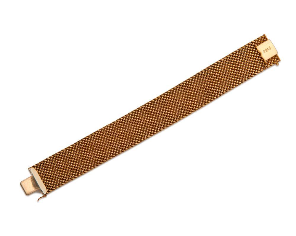 CARTIER 18K Gold Bracelet