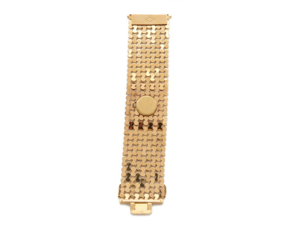 OMEGA 18K Gold Wristwatch