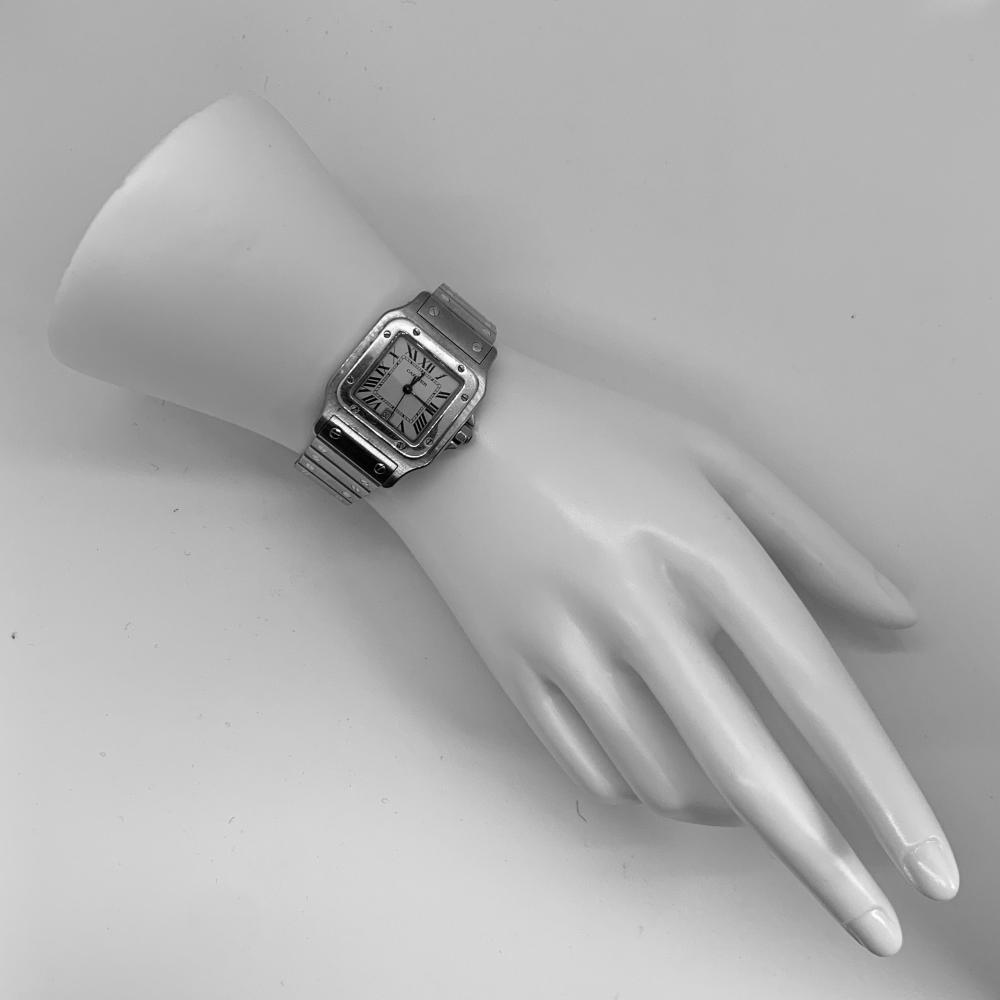 CARTIER Stainless Steel and 18K Gold