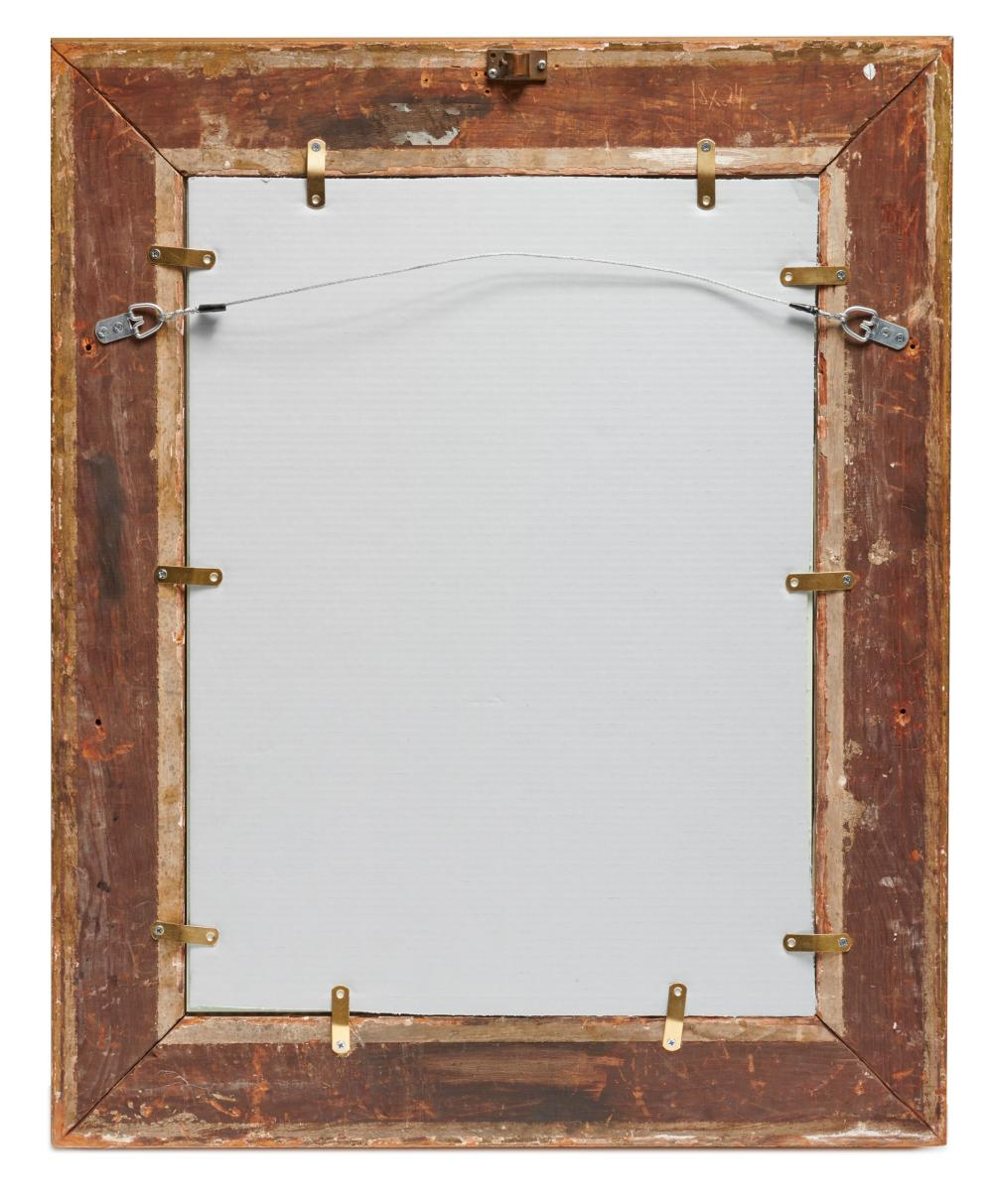 NORTON BUSH, (American, 1834-1894), Tropical Landscape, oil on board, 24 x 18 in., frame: 31 1/4 x 26 1/4 in.