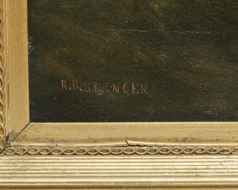 ROBERT BALL SPENCER, (British, 1812-1897), British Clipper