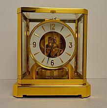 1970's LeCoultre Atmos mantel clock