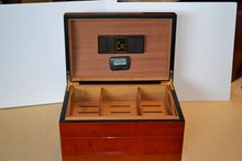 Cigar Humidor and Accessories