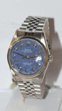 Men's stainless Rolex Datejust