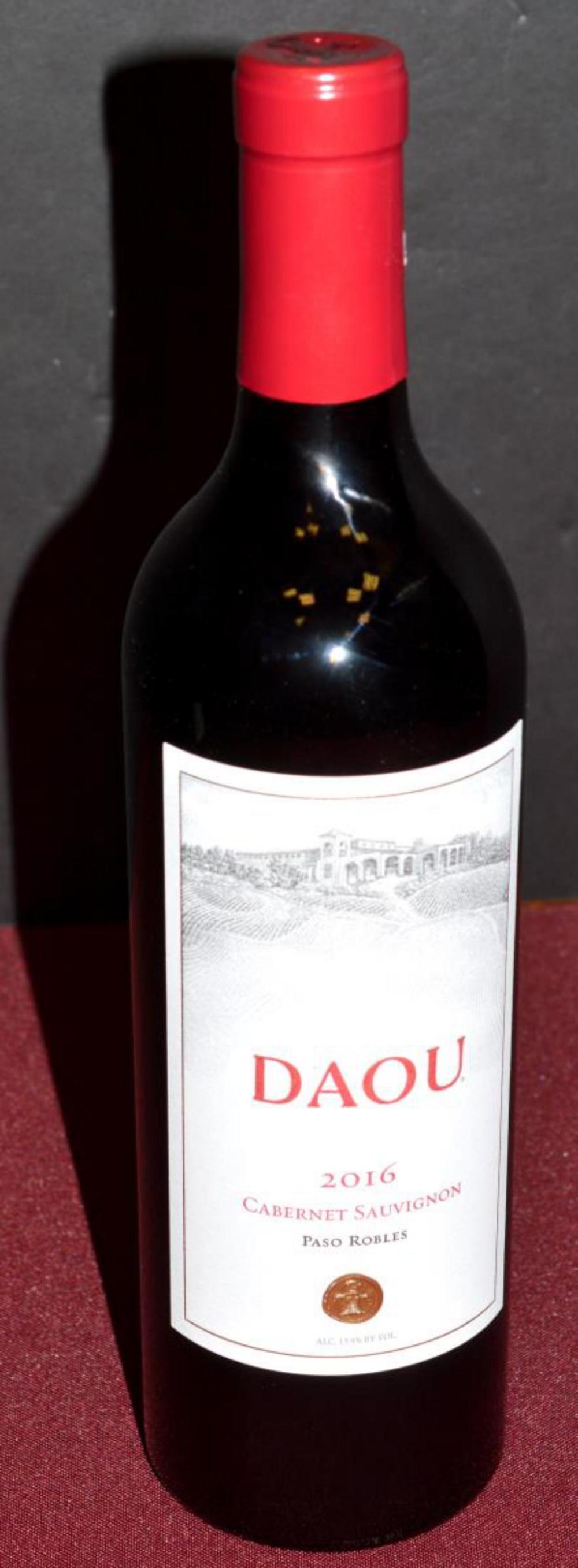 Daou 16' Cabernet Sauvignon Wine Robles Collection