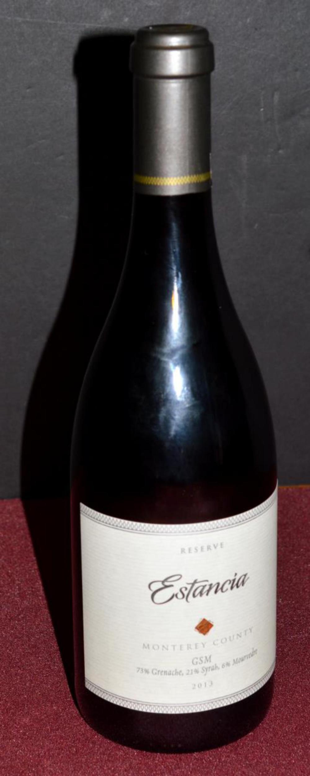 Estancia Reserve 2013 Uniquely Blended Wine
