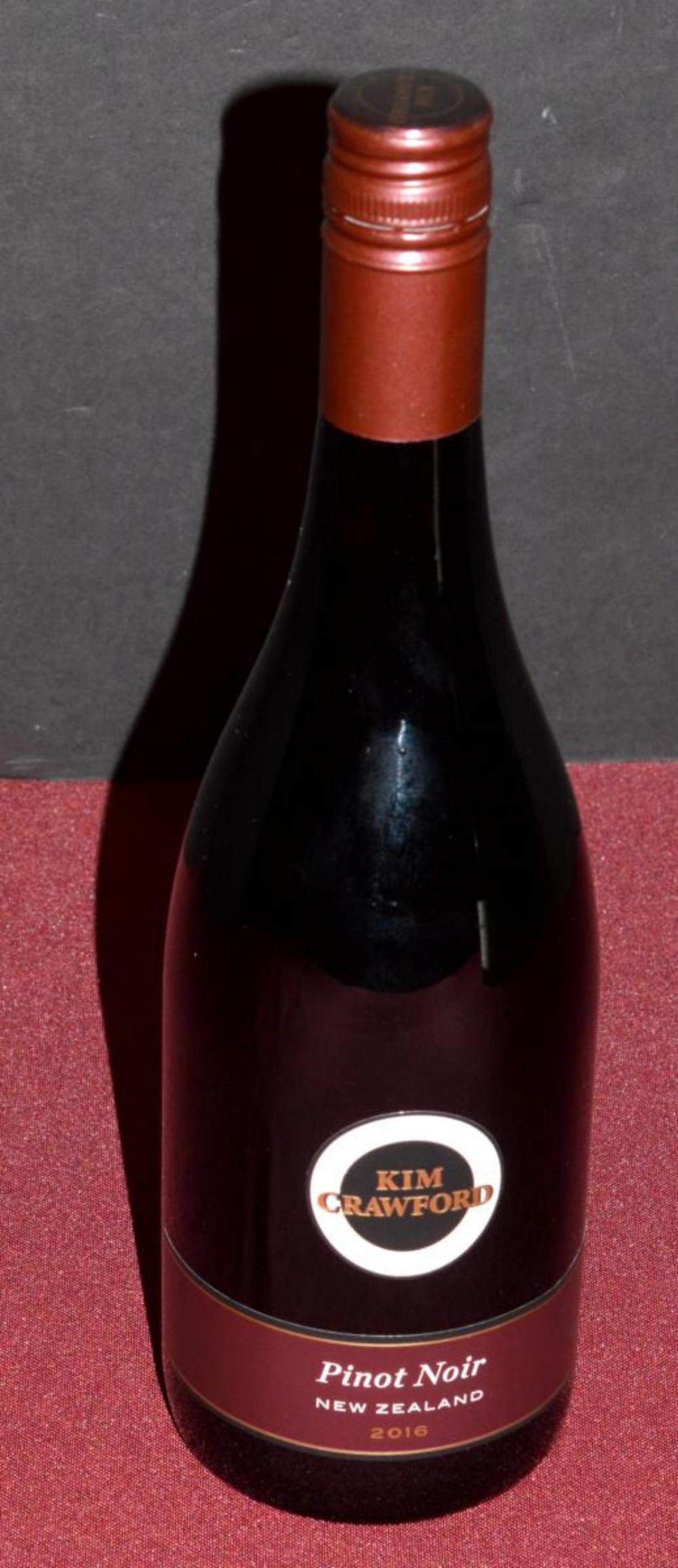 Kim Crawford Pinot Noir Wine '16 New Zealand 750ml