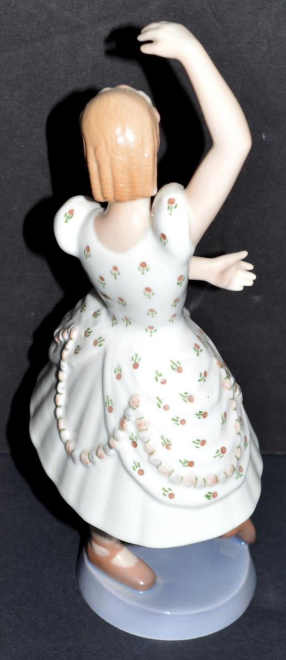 Lot 97: B&G Columbine Dancer #2355 Trivoli Series Figurine