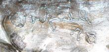 Lot 118: Rodney Winfield Artist Signed Metal Pendant 1976