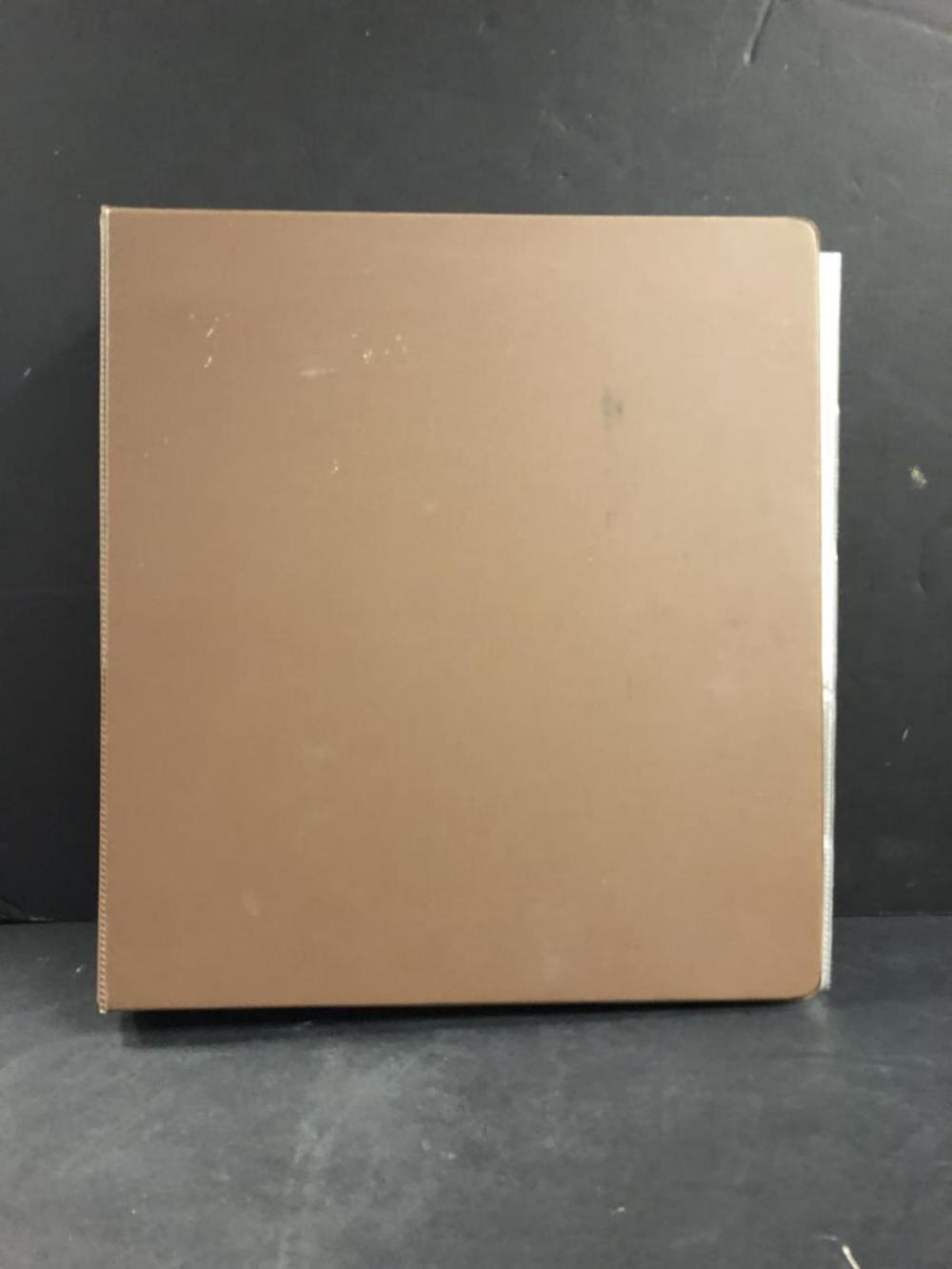Lot 248X: 1930-2005 Lincoln Cent Penny Collection in Binder