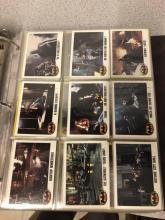 Lot 286: Lot of Nostalgic Trading Cards Batman Simpsons +
