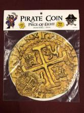 Lot 327: Lot of 5 Round Coin Jigsaw Puzzles with Sticker