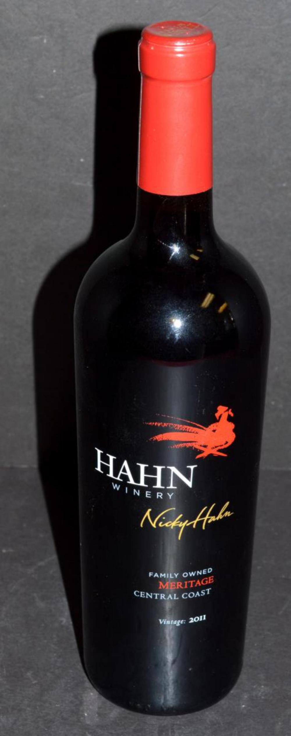Hahn Winery Meritage 2011 Central Coast Wine