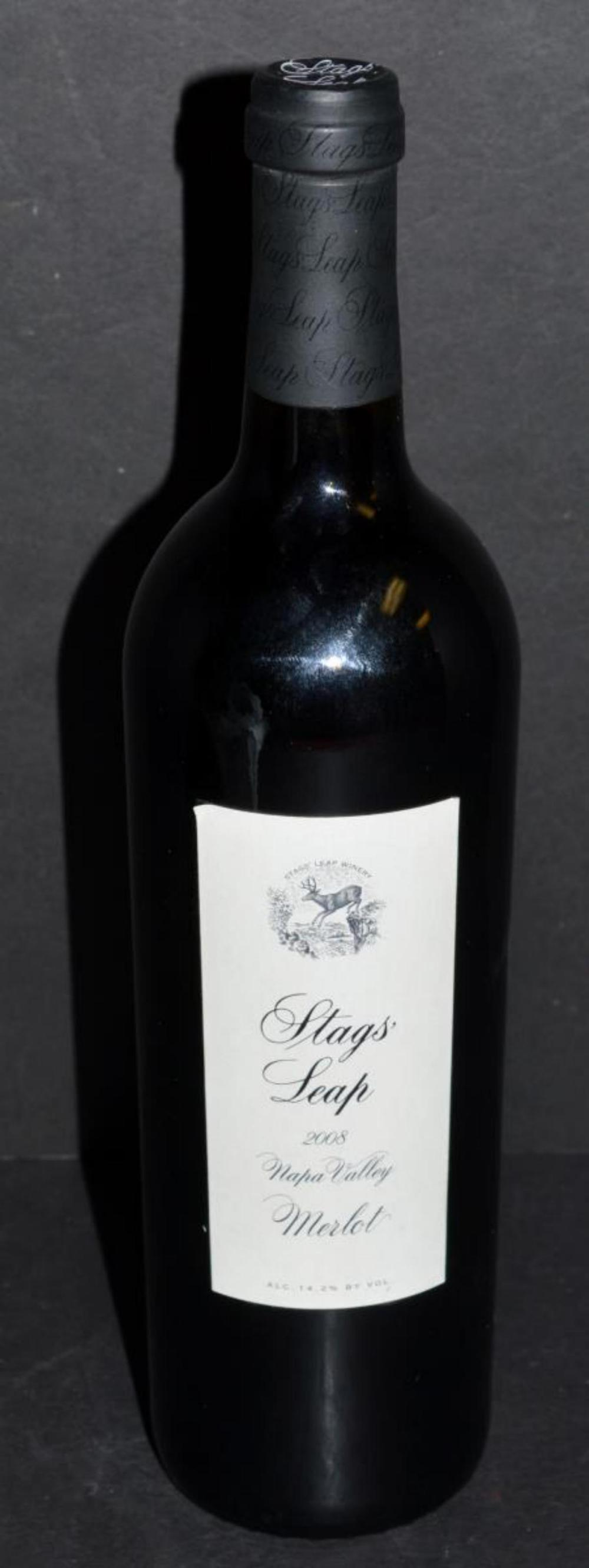 Stags' Leap 2008 Napa Valley Merlot Wine
