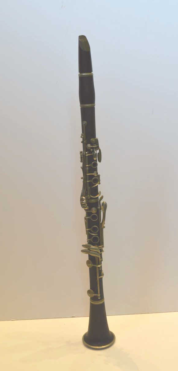 Vintage G.M Bundy Paris Clarinet