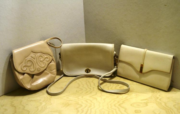 Lot of three Designer Purses