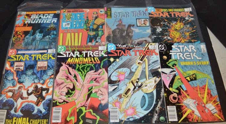 Huge lot of TV and Movie Comics