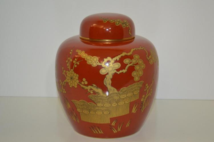 Bernardaud Limoges Ginger Jar